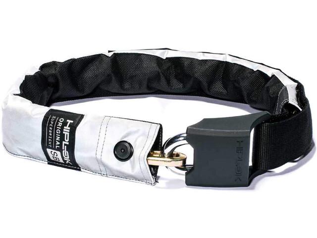 Hiplok Original V1.50 Kettenschloss schwarz/weiß